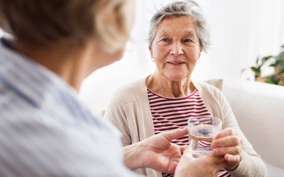 Hydrated or Hospitalized: Keeping Seniors Safe During the Summer